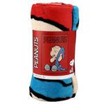 Picture of Peanuts Linus Digital Fleece Throw